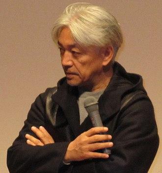Ryuichi Sakamoto - Sakamoto in December 2013