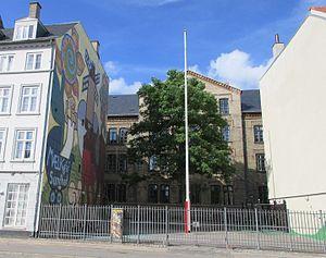 Peter Christoph Hagemann - Sølvgade School