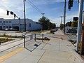 S-Line S 300 E level crossing, South Salt Lake, Utah, Oct 16.jpg