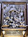 S.m. del carmine, int., cappella corsini, g.b. foggini e b. permoser, s. andrea corsini in gloria, 1677-83, 02.JPG