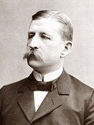 Salomon August Andrée -  Bild