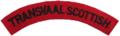 SADF 2nd Battalion Transvaal Scottish shoulder title.png