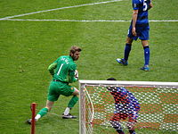 ce0029b4bca5c David de Gea em uma partida contra o Sunderland na Temporada 2011-12