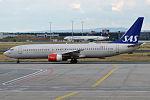 SAS, LN-RCX, Boeing 737-883 (19731348344).jpg