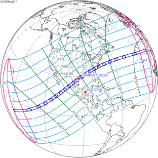 Solar eclipse of May 11, 2078