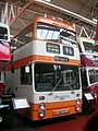 SELNEC bus 7001 (VNB 101L), Museum of Transport in Manchester, 30 June 2007 (1).jpg