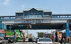 SEPTA 52nd Street Station Exterior.jpg