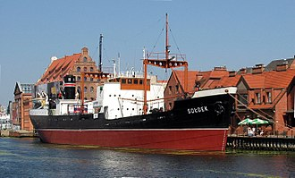 Timeline of Polish science and technology - Image: SOLDEK in GDANSK, POLAND 2004 ubt