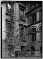 SOUTHEAST ANGLE - New York County Courthouse, 52 Chambers Street, New York, New York County, NY HABS NY,31-NEYO,116-4.tif