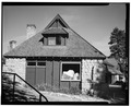 SOUTHEAST SIDE LOOKING NORTHWEST - Bryce Canyon Lodge, Bryce Canyon, Garfield County, UT HABS UTAH,9-BRYCA,1-11.tif