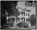 SOUTH ELEVATION - Tidewater, 302 Federal Street, Beaufort, Beaufort County, SC HABS SC,7-BEAUF,21-1.tif