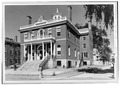 SOUTH FRONT AND EAST SIDE - Custom House and Public Stores, 178 Derby Street, Salem, Essex County, MA HABS MASS,5-SAL,48-1.tif