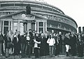 SPBT's members in front of the Royal Albert Hall.jpg