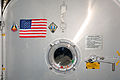 STS-135 Harmony's hatch with U.S. flag - closeup.jpg