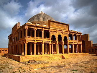 Thatta - Thatta's Makli Necropolis features several monumental tombs dating from the 14th to 18th centuries.