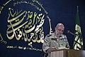 Saeed Ghasemi سخنرانی سعید قاسمی فرمانده سابق جنگ در قصر شیرین 15.jpg