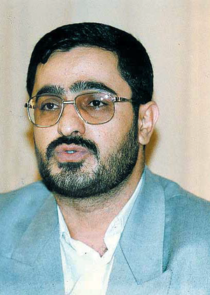 Saeed Mortazavi - Mortazavi in a press conference,  July 22, 2003