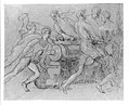 "Sailors Maneuvering a Cannon, Possibly a Study for ""The Death of Sir John More at Corunna"" MET 60.44.5.jpg"