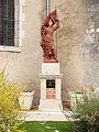 Saint-Laurent-Nouan-FR-41-statue Jeanne d'Arc-1.jpg