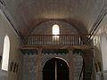 Saint-Vincent-Jalmoutiers église tribune.JPG