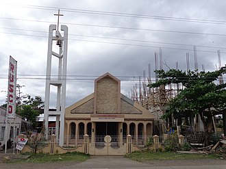 Culasi - Saint Michaels and All Angels Church