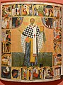 Saint Nicholas of Zaraysk with 20 scenes from his life - The National Gallery (Nasjonalgalleriet) (29252838814) (cropped).jpg