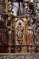 Sainte-Colome, Pyrénées atlantiques, église Saint-Sylvestre, retable du maitre autel IMGP0796.jpg