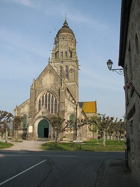 Eglise de Sainte-Marie-du-Mont, Manche, NormandieSainte Marie du Mont  churche, Normandy (near Utah Beach)