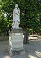 Sainte Bathilde statue.JPG