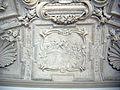 Sala di preghiera della duchessa, soffitto di federico brandani, 1560 ca., 07.JPG