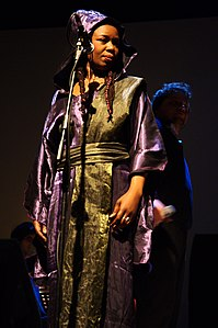 sally nyolo tribu