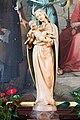 Salzburg - Itzling - Pfarrkirche St. Antonius Statue 2 - 2019 08 01.jpg