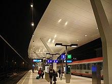 Parken Salzburg Hauptbahnhof