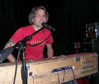 Sam Coomes American musician