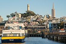 Pier 39 Embarcadero San Francisco