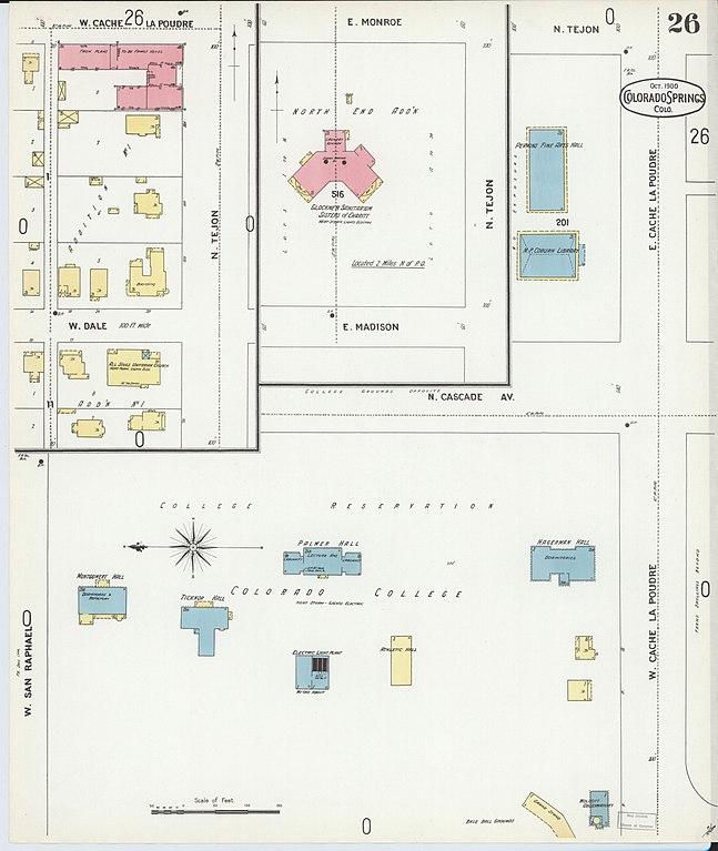 File:Sanborn Fire Insurance Map from Colorado Springs, El Paso ...