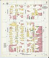Sanborn Fire Insurance Map from Lancaster, Fairfield County, Ohio. LOC sanborn06756 004-7.jpg
