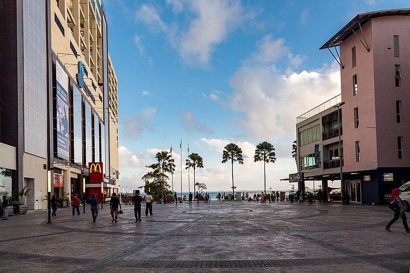 Sandakan Harbour Square