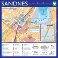 Sandnes City Map.png