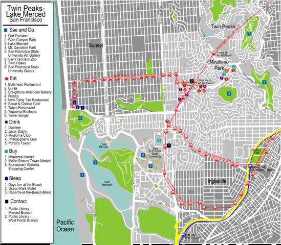 Datei:Sanfrancisco twinpeaks printmap.png – Reiseführer auf ...