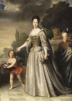 Santerre - Marie Adélaïde of Savoy, Versailles