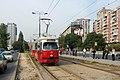 Sarajevo Tram-709 Line-4 2011-09-26.jpg
