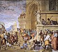 Sarto, Andrea del - Triumph of Caesar - c. 1520.jpg