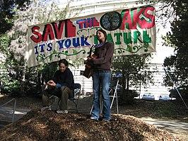 University of California, Berkeley oak grove controversy