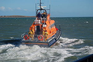 Trent-class lifeboat - Image: Saxon geograph.org.uk 204310