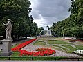 Saxon Garden, Warsaw, Poland in July 2019.jpg