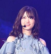 Sayuri Matsumura at Taipei Arena 2019.01.26.jpg