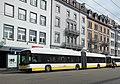 Schaffhausen Swisstrolley-3 trolleybus 105 in 2012.jpg