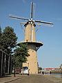 Schiedam, waarschijnlijk molen de Kameel foto8 2013-07-07 17.35.jpg