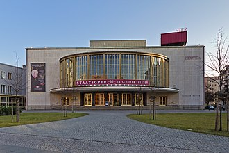 Schiller Theater - Schiller Theater in Berlin